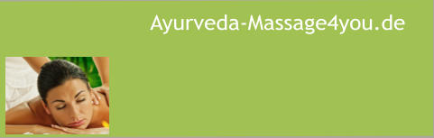 Ayurveda-Massage4you.de